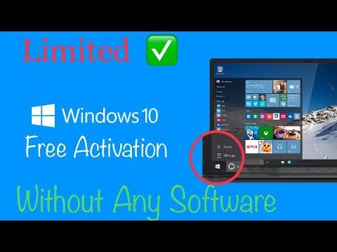 Active Windows 10 - April 2019