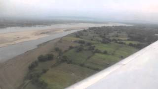 Myitkyina Myanmar  city pictures gallery : Myanmar 2016: Landing at Myitkyina Airport ミャンマー:ミッチーナー空港への着陸
