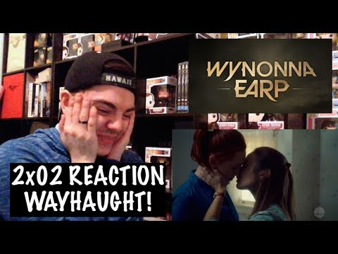WYNONNA EARP - 2x02 'SHED YOUR SKIN' REACTION