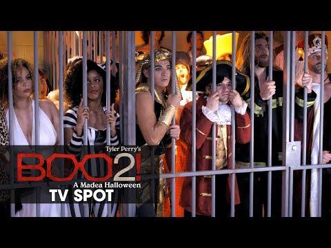Boo 2! A Madea Halloween (TV Spot 'Meet the Cast')