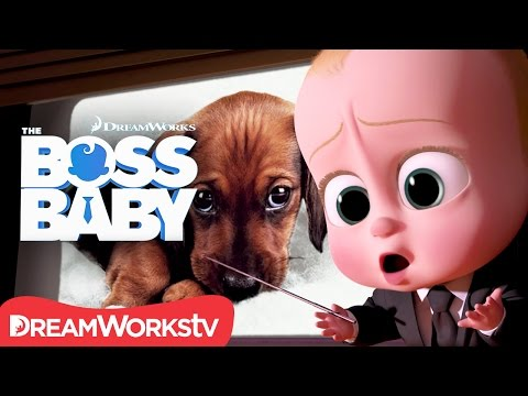 The Boss Baby (Clip 'The Meeting')