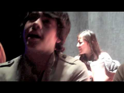 Party with Degrassi NJ: Munro Interview Teaser