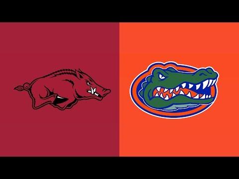 Arkansas vs. Florida Preview And Prediction   CampusInsiders