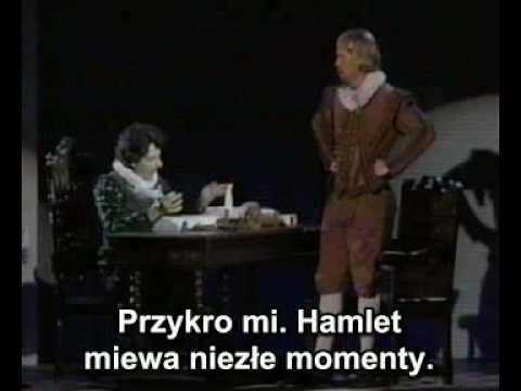 Szekspir - Hugh Laurie i Rowan Atkinson  (polskie napisy)