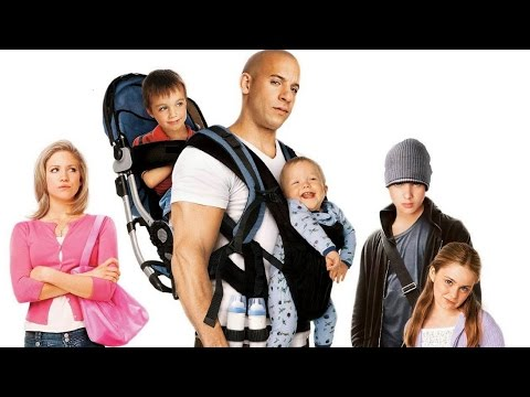 The Pacifier Film HD (New Hollywood Movie 2017)✫✫ Vin Diesel, Brittany Snow, Max Thieriot