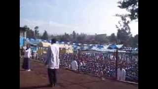 Ethiopian National Anthem Sung By Students At Ethio Canada School In Addis Ababa.