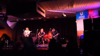Video DeadWind - Ensnare The Light live