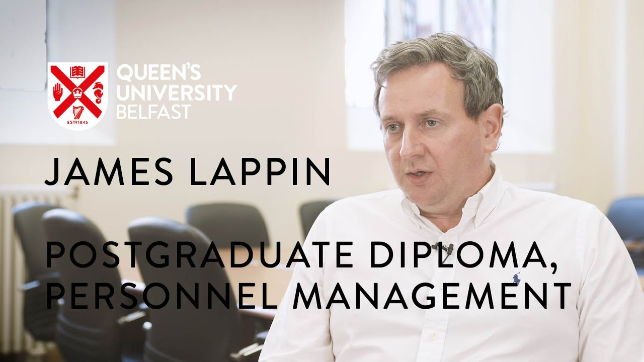 """Video Thumbnail: """"I was working in admin roles…now my career has advanced globally"""" – Masters' Study at Queen's"""
