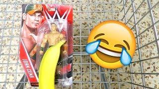 Video FUNNY WWE TOY HUNT FAN VERSION! MP3, 3GP, MP4, WEBM, AVI, FLV Juni 2018