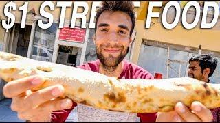 Video The Ultimate DUBAI $1 STREET FOOD TOUR! MP3, 3GP, MP4, WEBM, AVI, FLV Agustus 2019