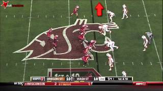 Rashaad Reynolds vs Washington State (2013)