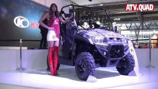 2. EICMA 2014: Kymco Modelle 2015