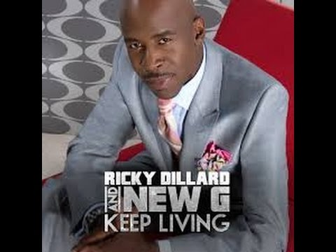 Amazing lyrics Ricky Dillard  New G lyrics