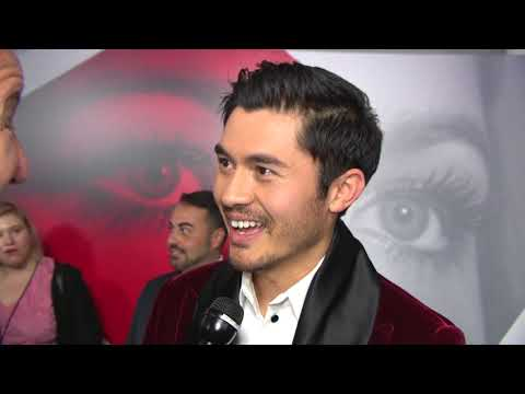 Henry Golding talks about A Simple Favor