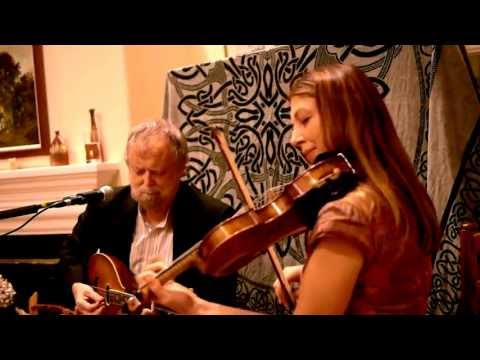 Athena Tergis and Mick Moloney 2