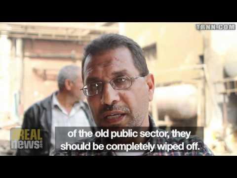 Inspirisani revolucijom, egipatski radnici okupirali fabriku