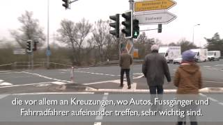 Video: VdK-TV: Barrierefrei in der Stadt unterwegs (UT)