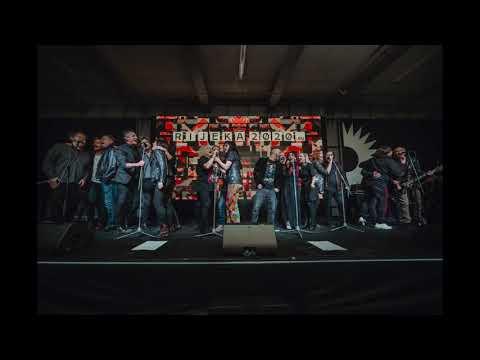 'Moj grad' - nova riječka himna super-banda Ri-Val