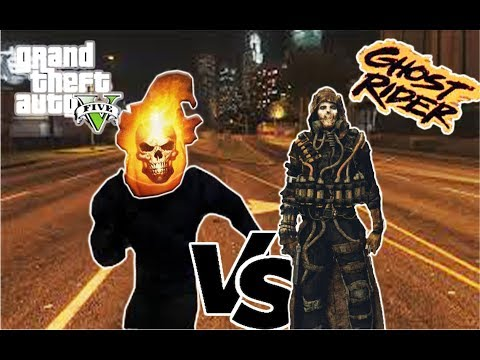 Download Insane Ghost Rider Mod Gta 5 Mods Funny Moments Video 3GP