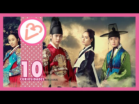 10 curiosidades 💗 THE MOON THAT EMBRACES THE SUN