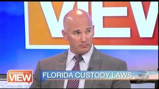 Florida Custody Laws