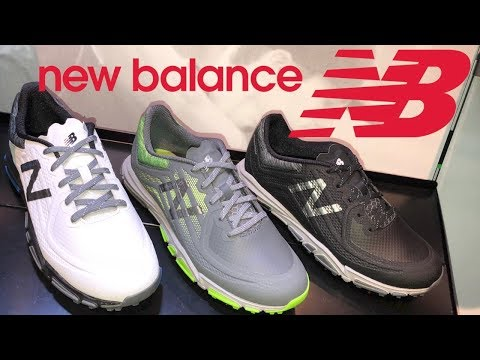 Golf Spotlight 2018 - New Balance Minimus Tour