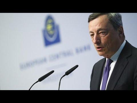 Μάριο Ντράγκι: «Δεν αλλάζουμε την πολιτική μας» – economy