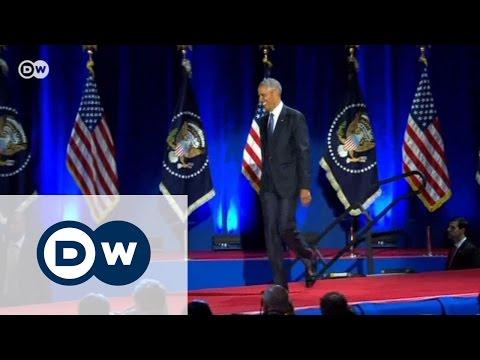 Итоги президентства Обамы: оправдались ли надежды? (видео)