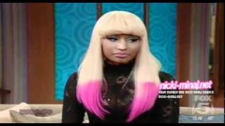 full interview of nicki minaj and wendy williams