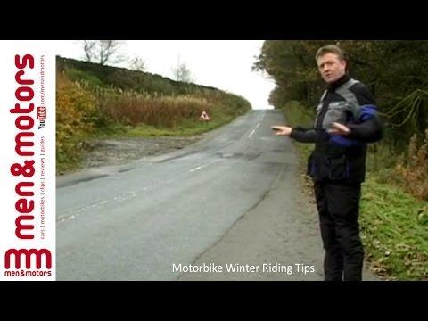 Motorbike Winter Riding Tips