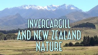 Invercargill New Zealand  city pictures gallery : Invercargill and New Zealand Nature - EMVB - Emerson Martins Video Blog 2015