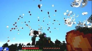 Minecraft BATTLE SIEGE #4 with Vikkstar123, BajanCanadian, PeteZahHutt, Nooch&More!