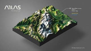 Video From Google Maps to 3D Map in Photoshop - 3D Map Generator - Atlas MP3, 3GP, MP4, WEBM, AVI, FLV Februari 2019