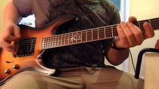 Deftones - Be Quiet And Drive (Guitar Cover)