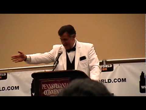 Bruce Campbell Q&A @ Philly Comic Con