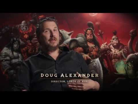 scenes - Join Chris Metzen, Lead Writer Micky Neilson, and Director Doug Alexander as they offer a behind the scenes look at the process of writing and development for the Lords of War series. Take...
