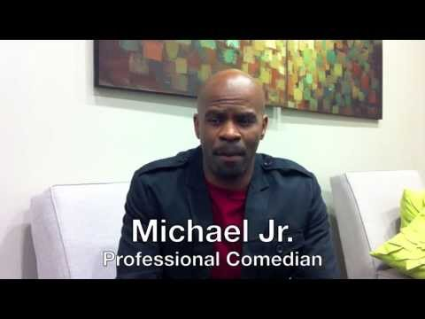 Mentorship Moments - Michael Jr. - Comedian