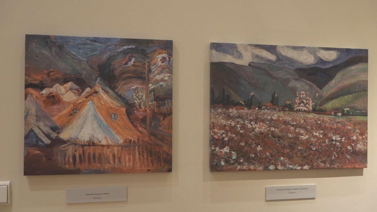 Έκθεση ζωγραφικής στο Μουσείο Μακεδονικού Αγώνα