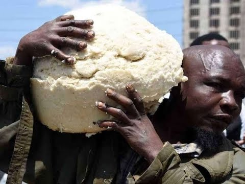 Meet 'Ugali Man' who KOT joke, Uhuru should give head of state commendation