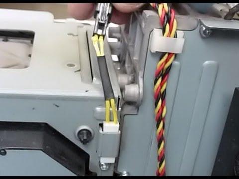 Mitsubishi DLP Airflow Message Fix Repair WD 52631 57731 65731 57732 65732 57831 65831 Y57 Y65