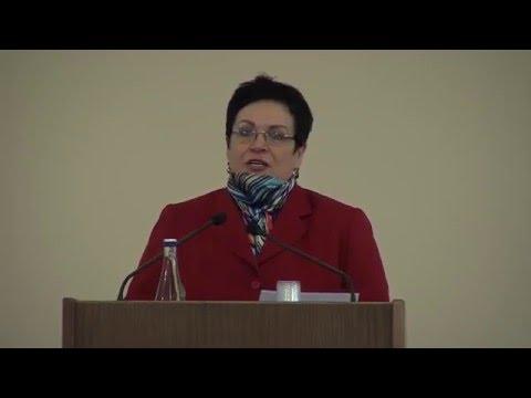 LR švietimo ir mokslo ministrės Audronės Pitrėnienės sveikinimo kalba