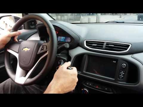 Onix 2017 adaptado com acelerador e freio mecânico