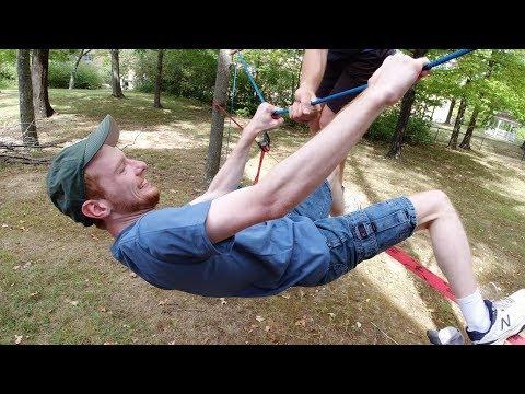 Video thumbnail: Raider Ninja Warrior