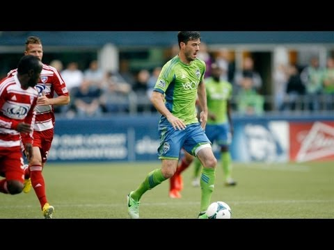HIGHLIGHTS: Seattle Sounders vs FC Dallas | May 18, 2013_Soccer, MLS. MLS's best of the week