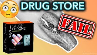 Video Drug Store Nail Powders FAIL (what the Sally Hansen?!) MP3, 3GP, MP4, WEBM, AVI, FLV September 2018