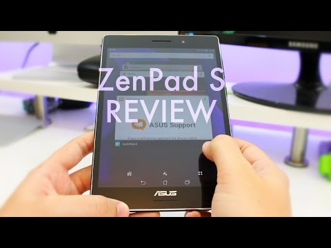 ASUS ZenPad S review: A lot of tablet for $200