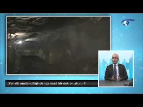 Yer altı madenciliğinde toz nasıl bir risk oluşturur