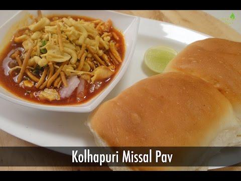 Kolhapuri Missal Pav 01 November 2014 02 PM