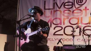 Andy Lawrence - Performance</br>Live@SunsetMarquis