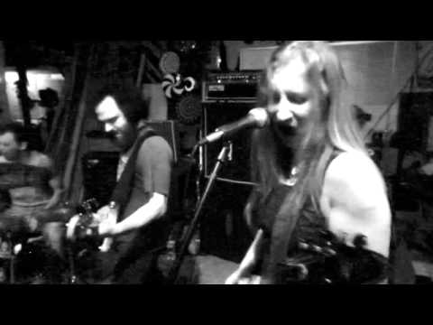 AILS (live) @ First church of the Buzzard (Oakland) 2015.5.1 \m/ first show
